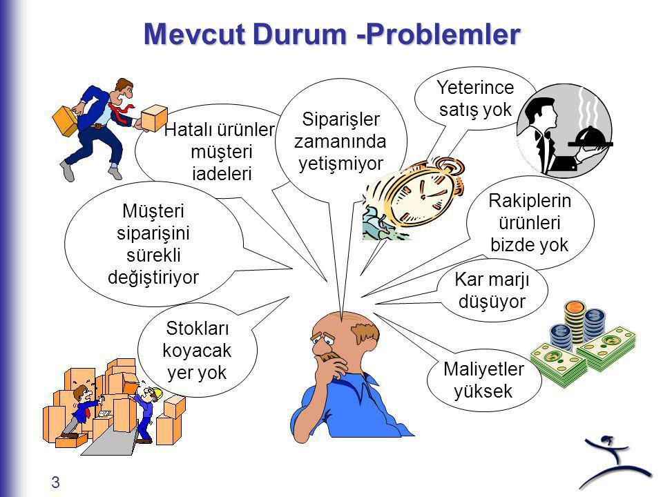 Mevcut Durum -Problemler