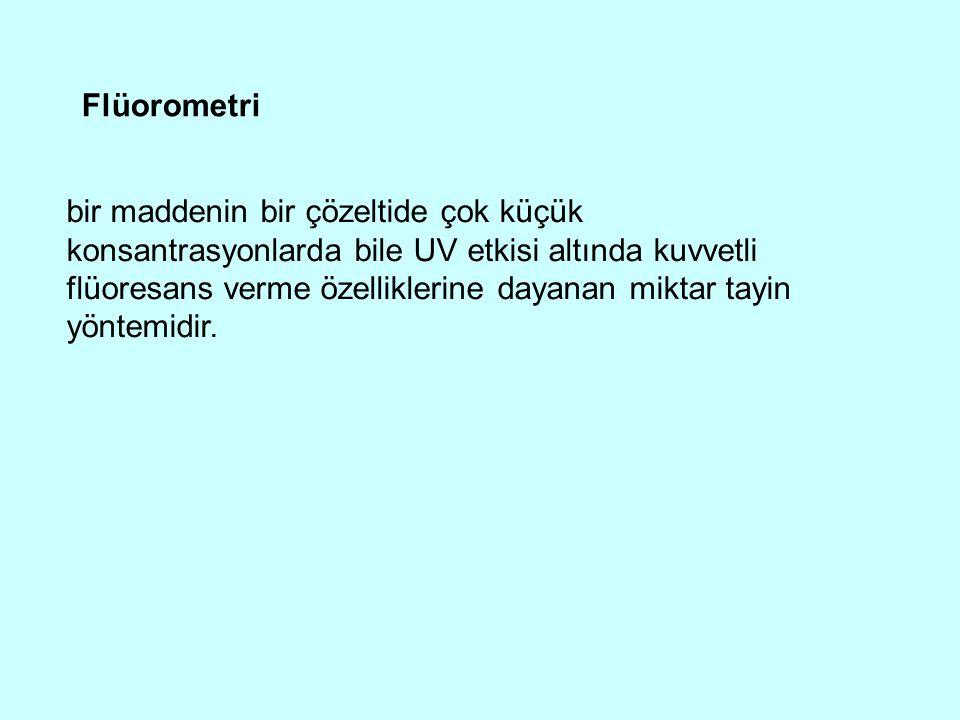 Flüorometri