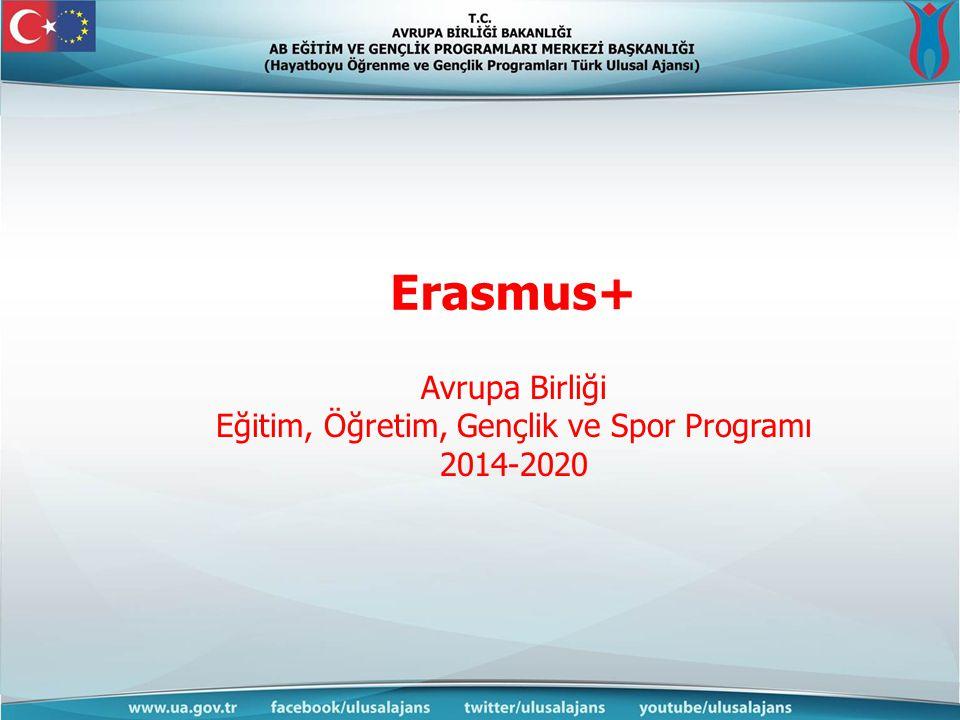 Eğitim, Öğretim, Gençlik ve Spor Programı