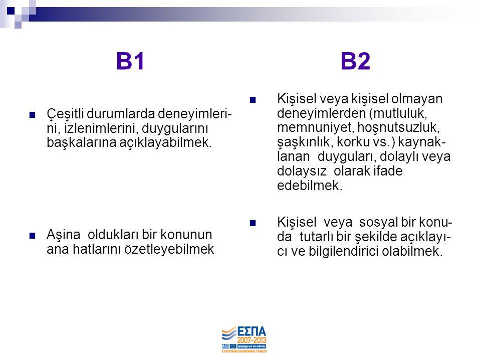 B1 B2