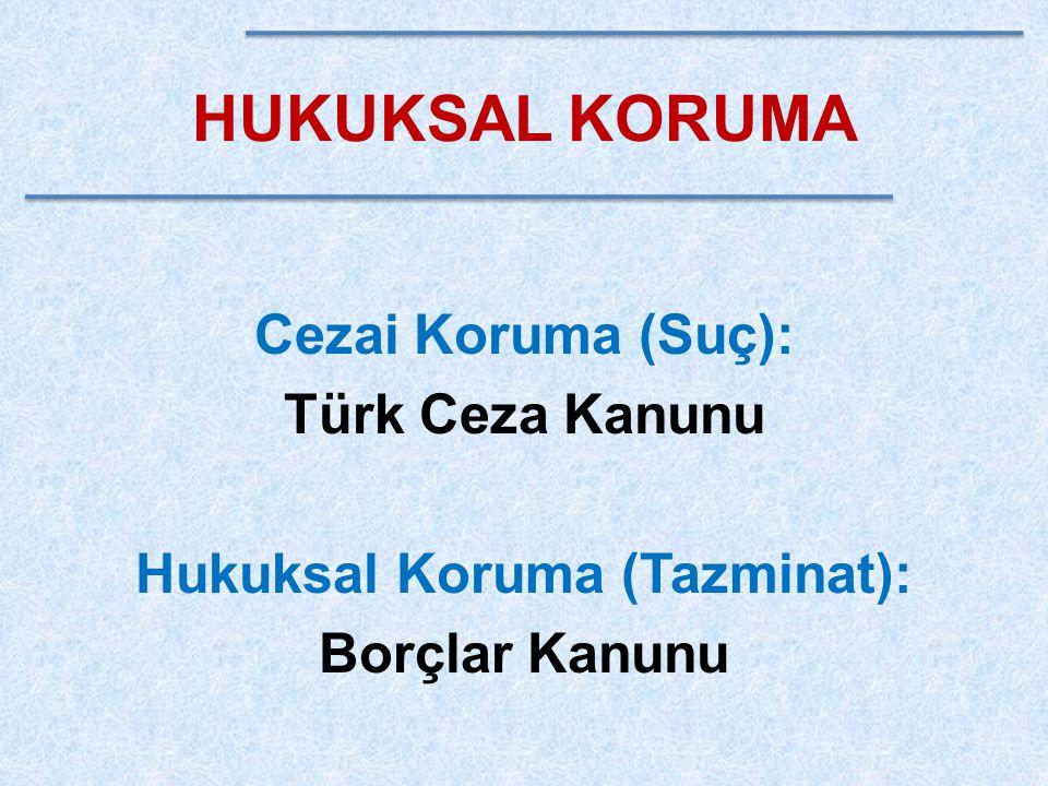 Hukuksal Koruma (Tazminat):
