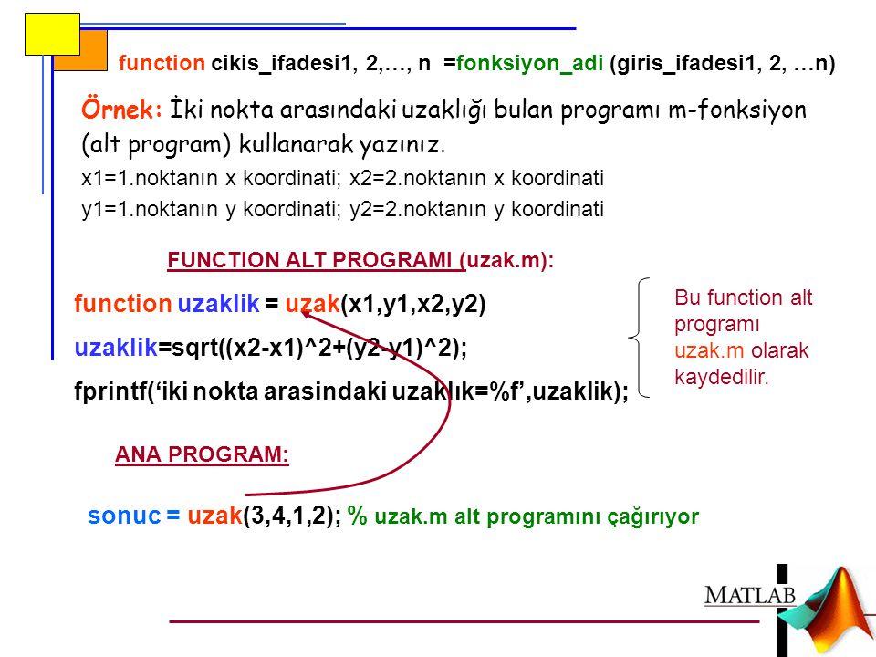 function uzaklik = uzak(x1,y1,x2,y2)