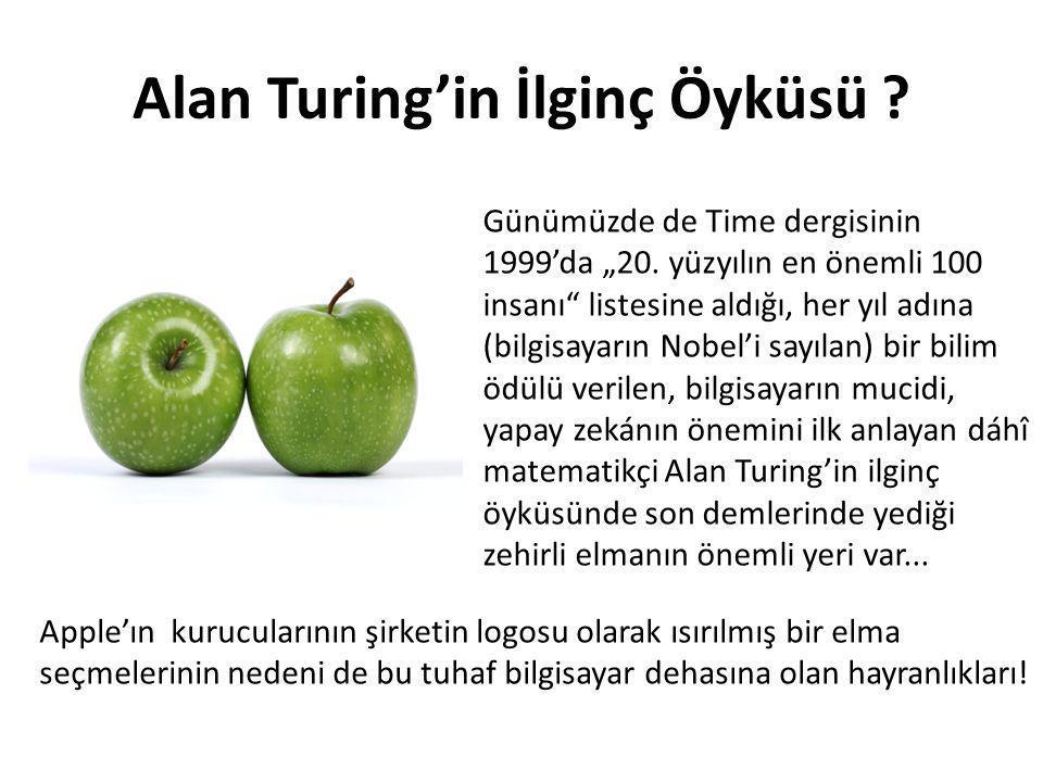 Alan Turing'in İlginç Öyküsü