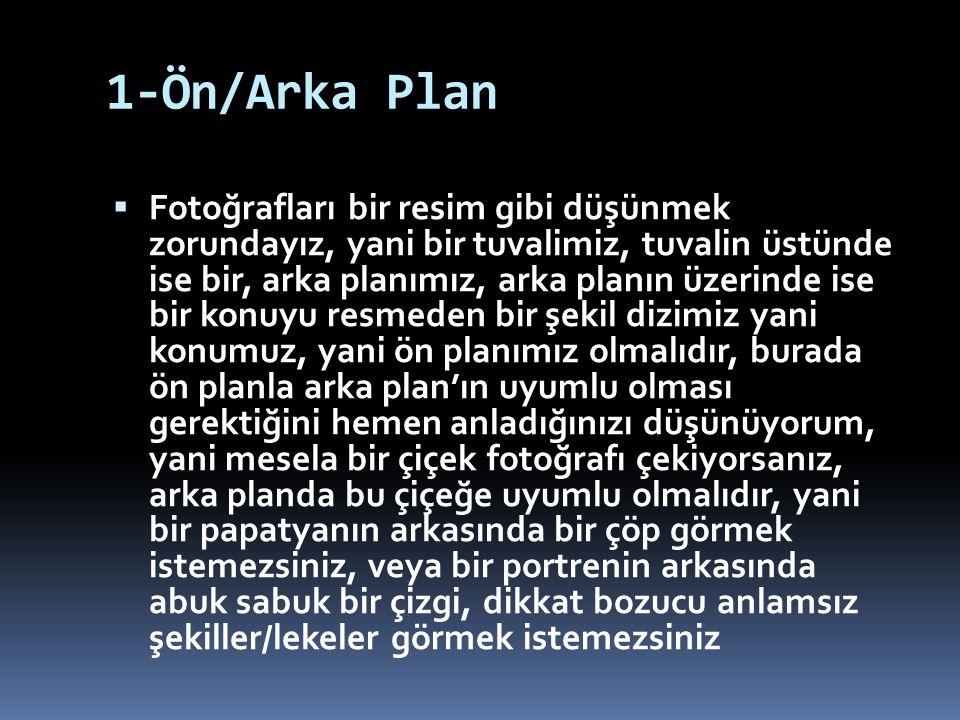 1-Ön/Arka Plan
