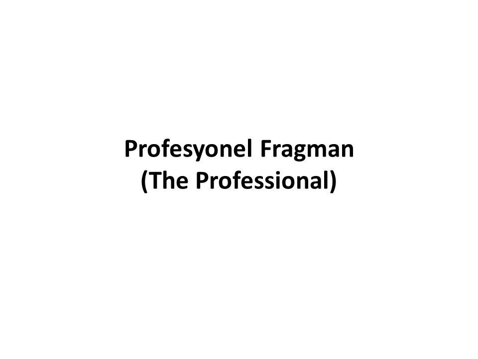 Profesyonel Fragman (The Professional)