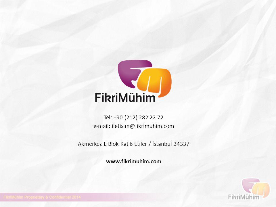 e-mail: iletisim@fikrimuhim.com