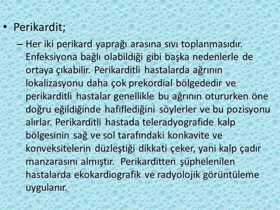 Perikardit;
