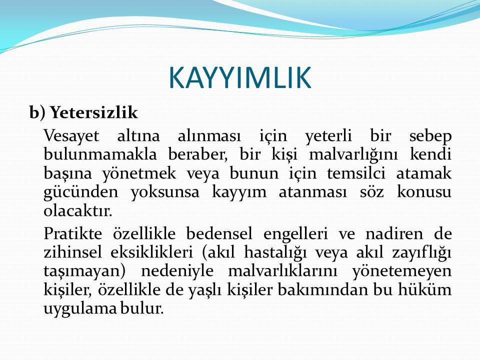 KAYYIMLIK
