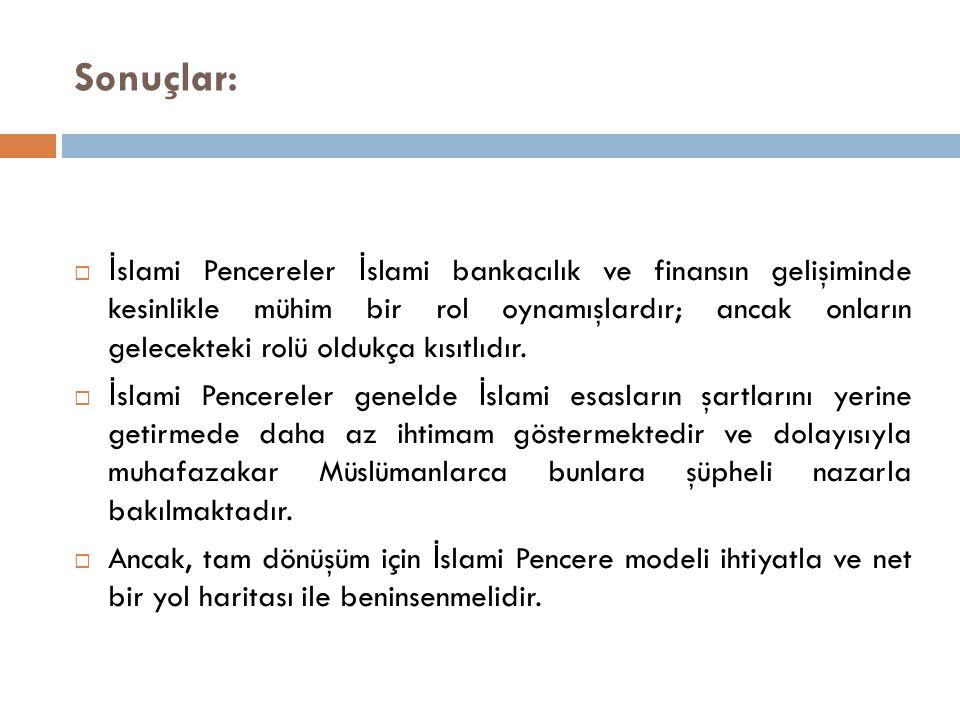 Sonuçlar: