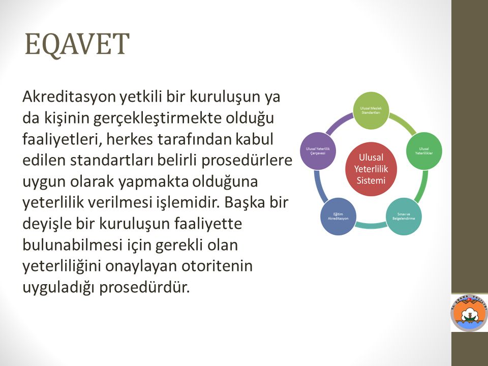 EQAVET