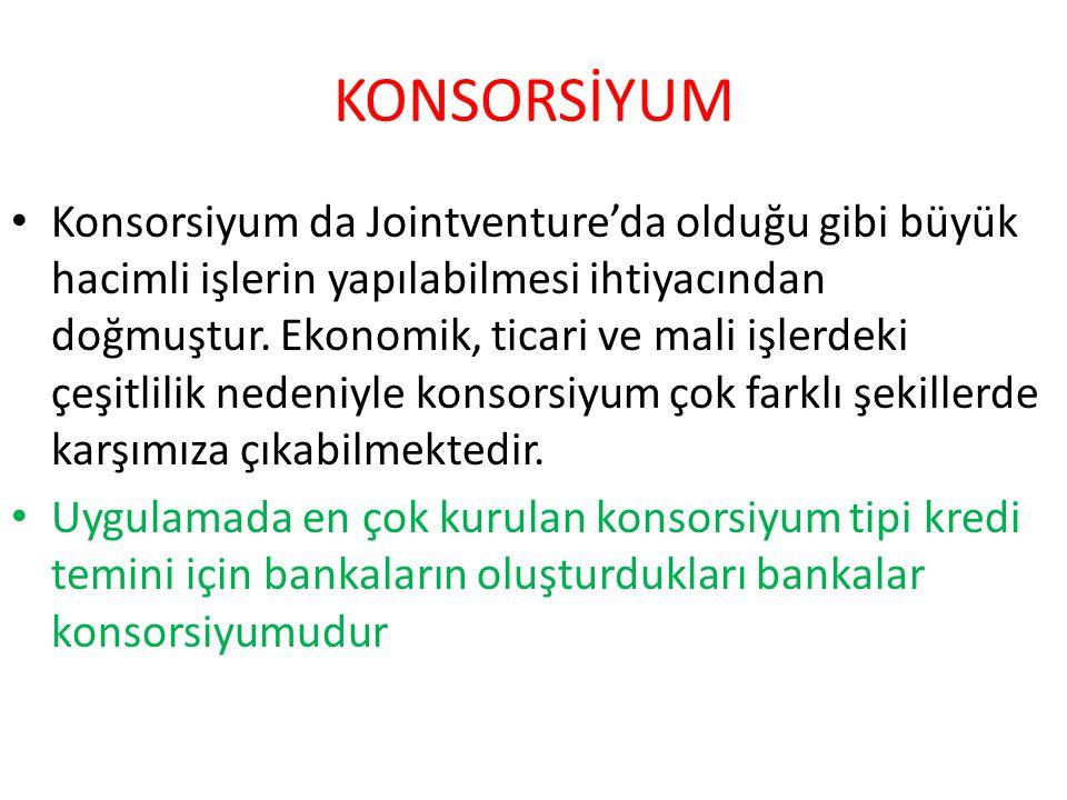 KONSORSİYUM