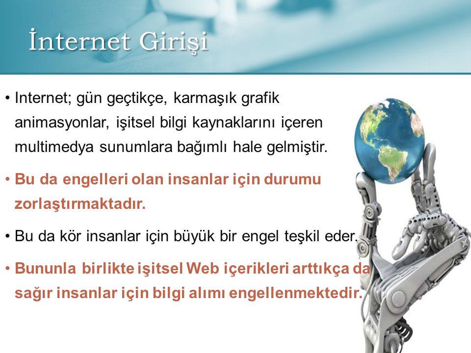 İnternet Girişi