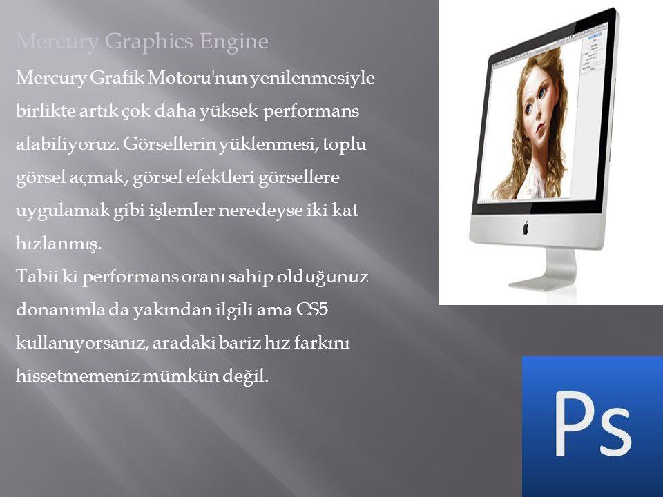 Mercury Graphics Engine