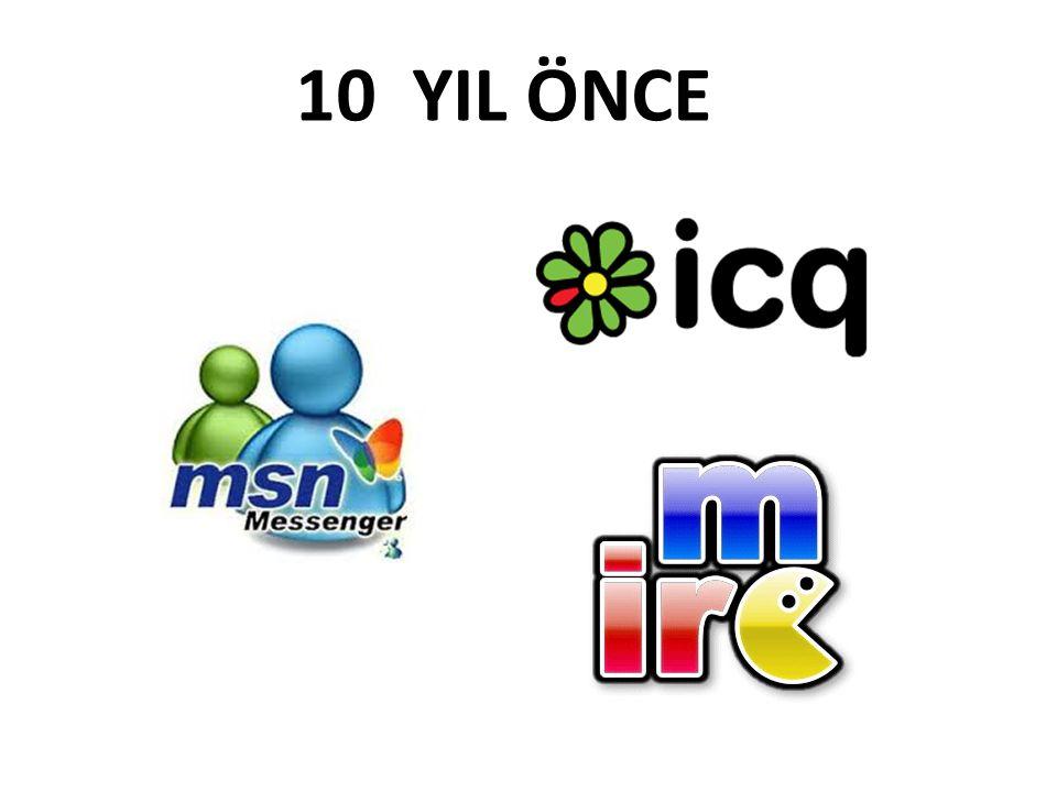 10 YIL ÖNCE