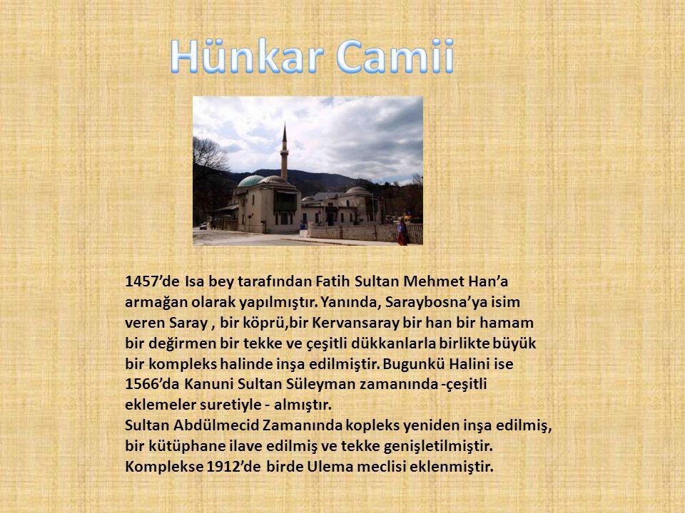 Hünkar Camii