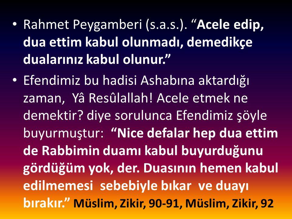 Rahmet Peygamberi (s. a. s. )