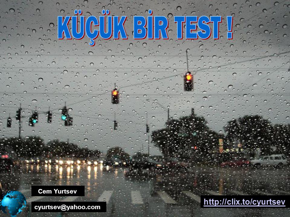 KÜÇÜK BİR TEST ! http://clix.to/cyurtsev Cem Yurtsev