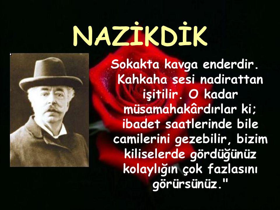 NAZİKDİK