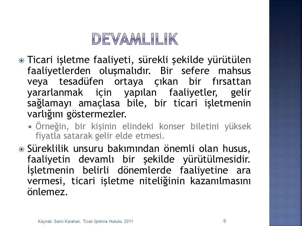 DEVAMLILIK