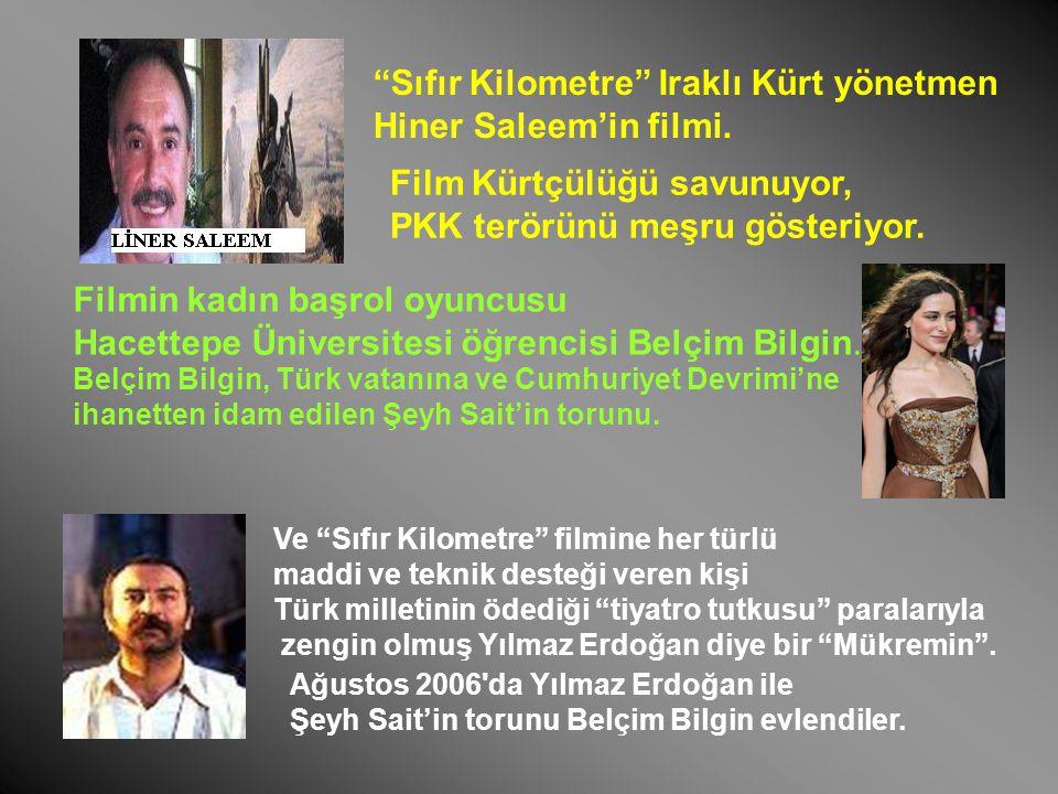 Sıfır Kilometre Iraklı Kürt yönetmen Hiner Saleem'in filmi.