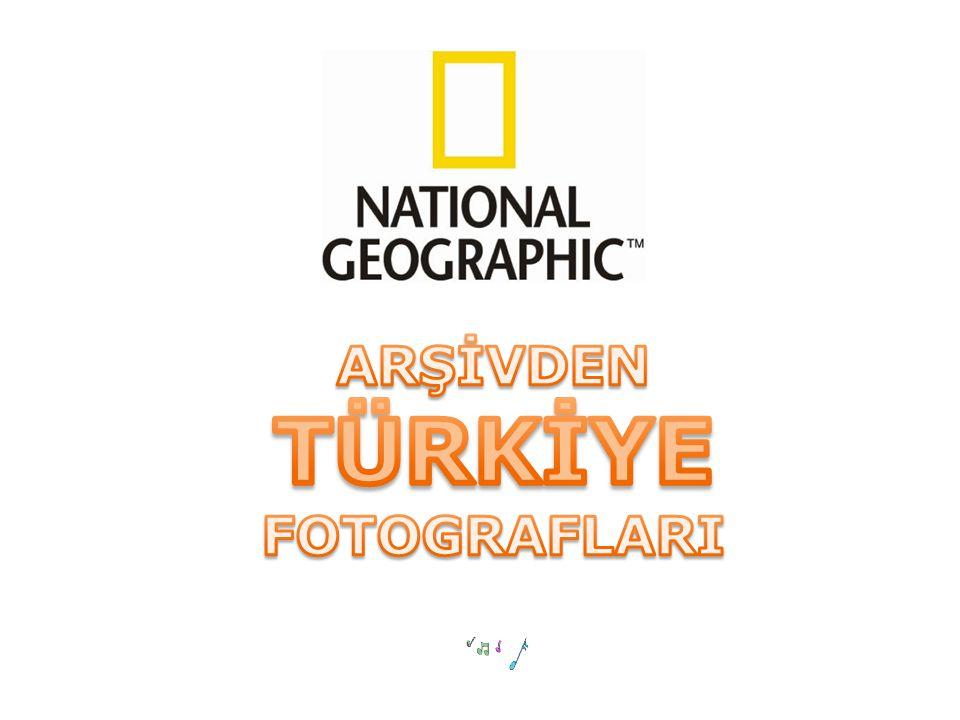 ARŞİVDEN TÜRKİYE FOTOGRAFLARI