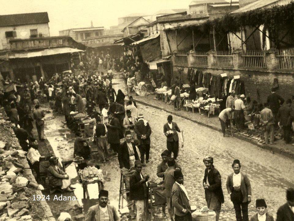 1924 Adana..