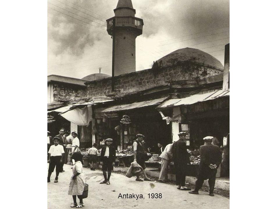 Antakya, 1938