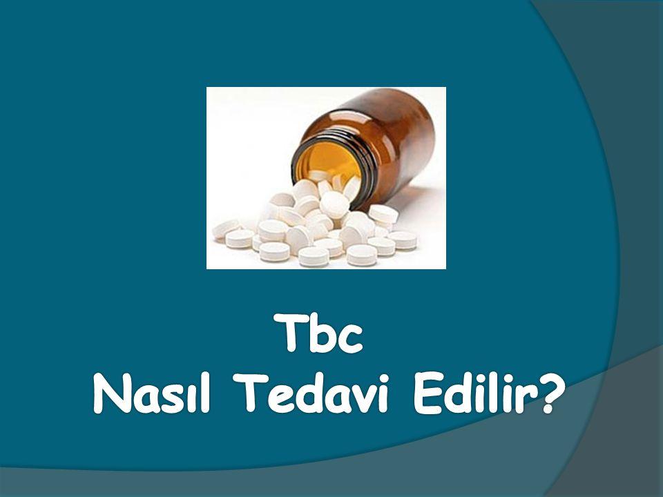 Tbc Nasıl Tedavi Edilir