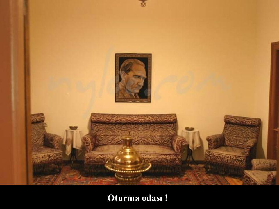 Oturma odası !