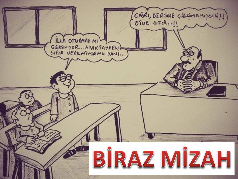BİRAZ MİZAH