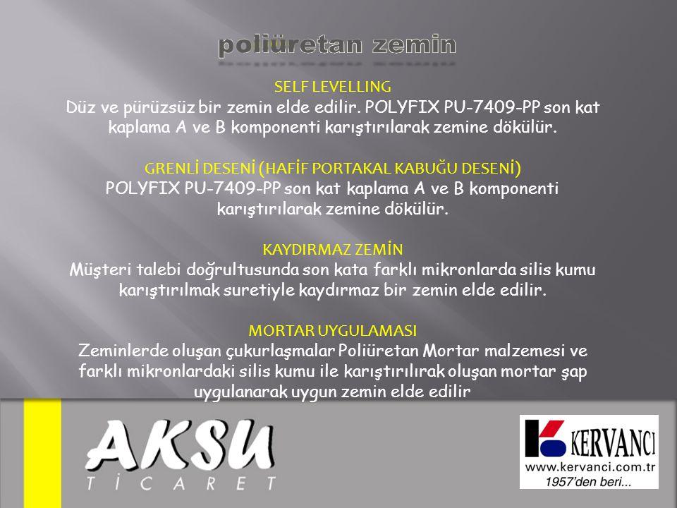 GRENLİ DESENİ (HAFİF PORTAKAL KABUĞU DESENİ)