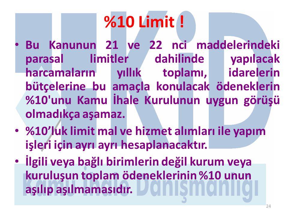 %10 Limit !