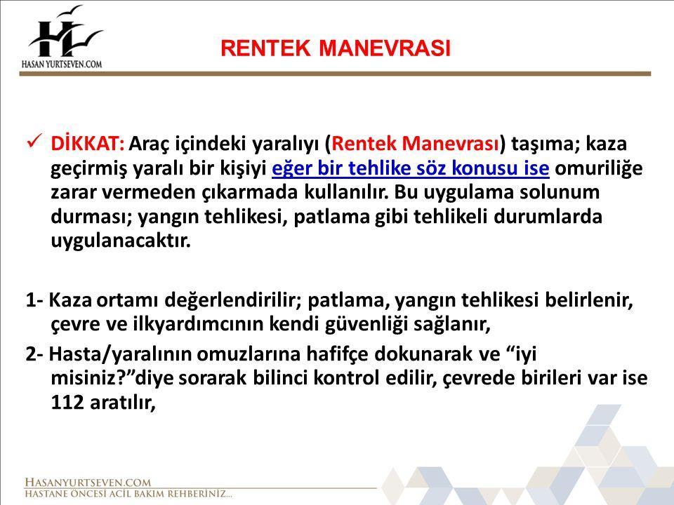 RENTEK MANEVRASI