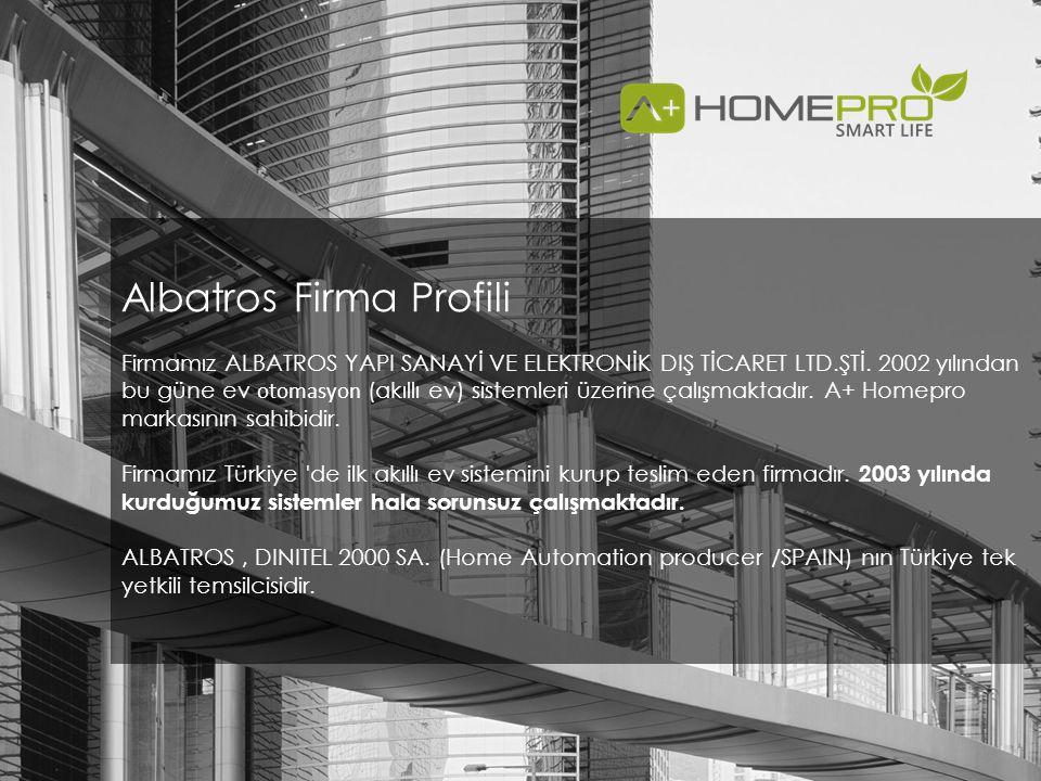 Albatros Firma Profili