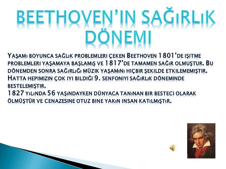 Beethoven'in sağırlık
