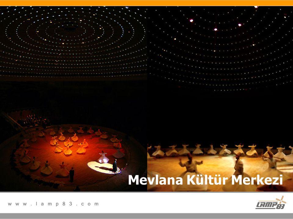 Mevlana Kültür Merkezi