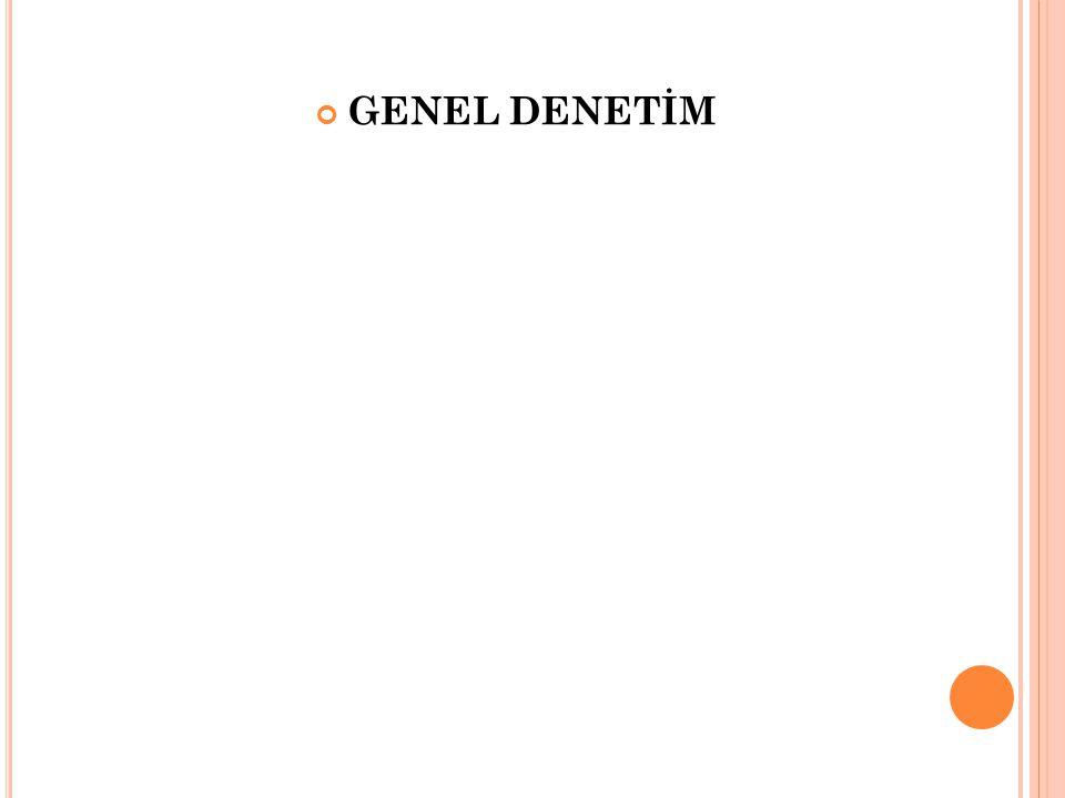 GENEL DENETİM 182
