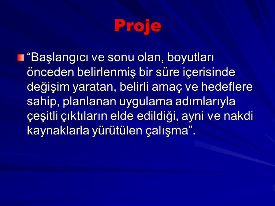 Proje