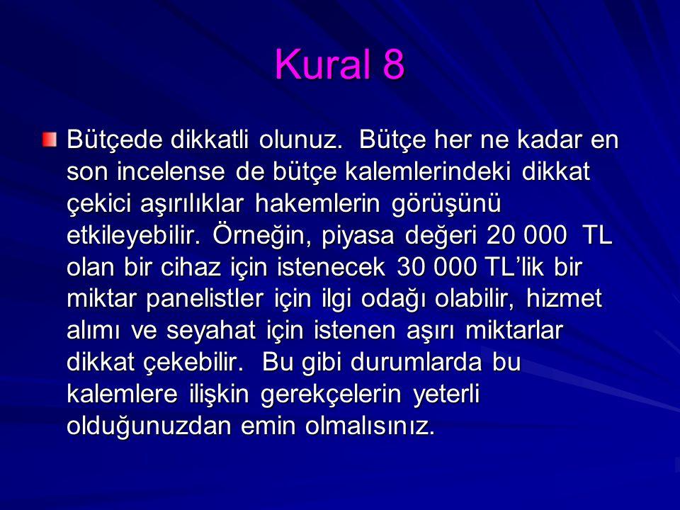 Kural 8