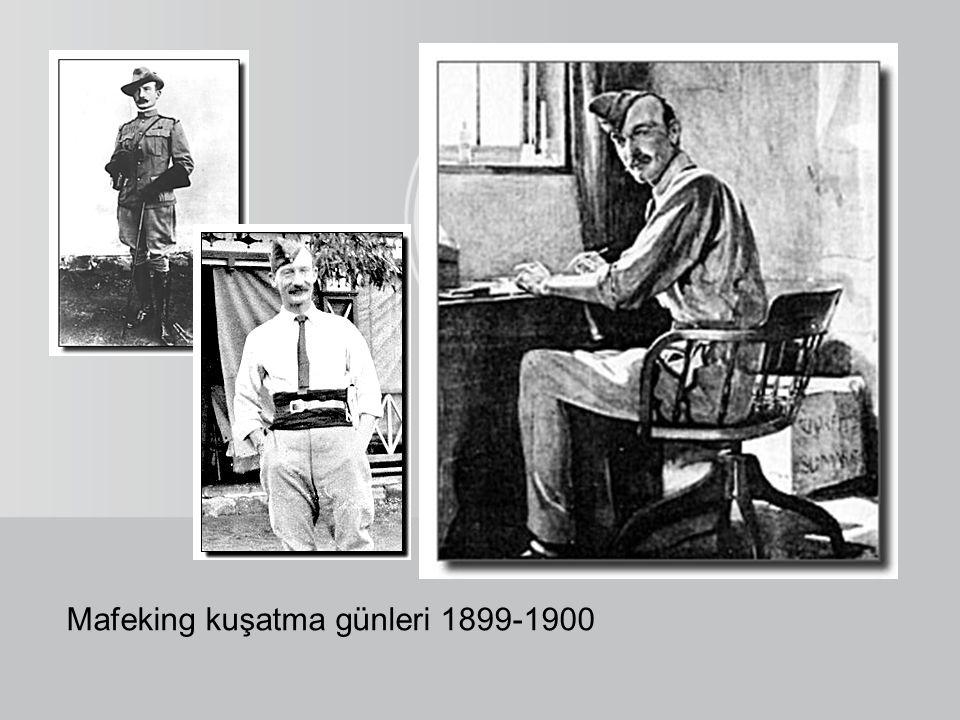 Mafeking kuşatma günleri 1899-1900