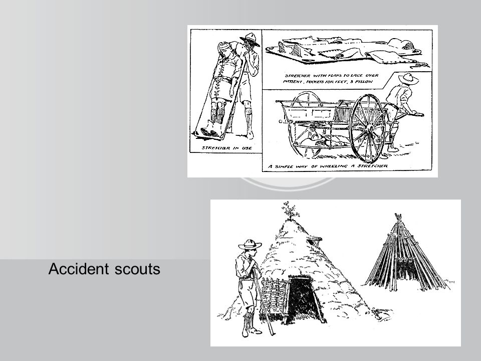 Accident scouts
