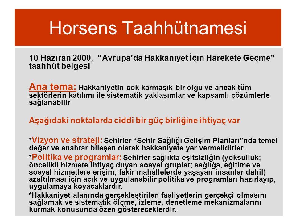 Horsens Taahhütnamesi