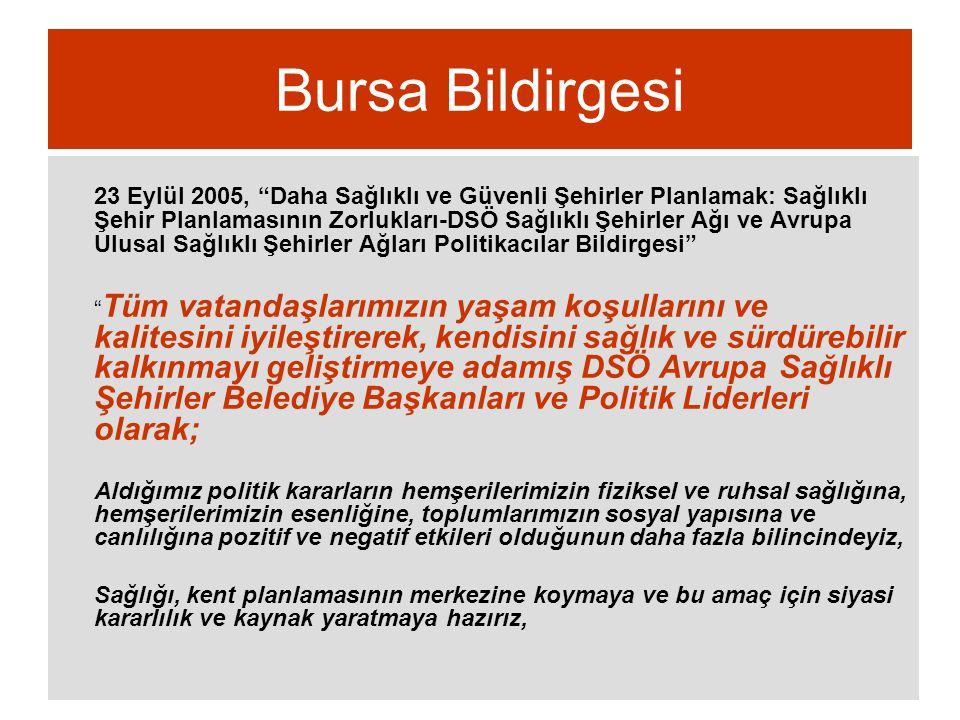Bursa Bildirgesi