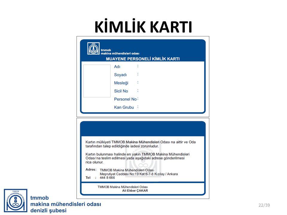 KİMLİK KARTI