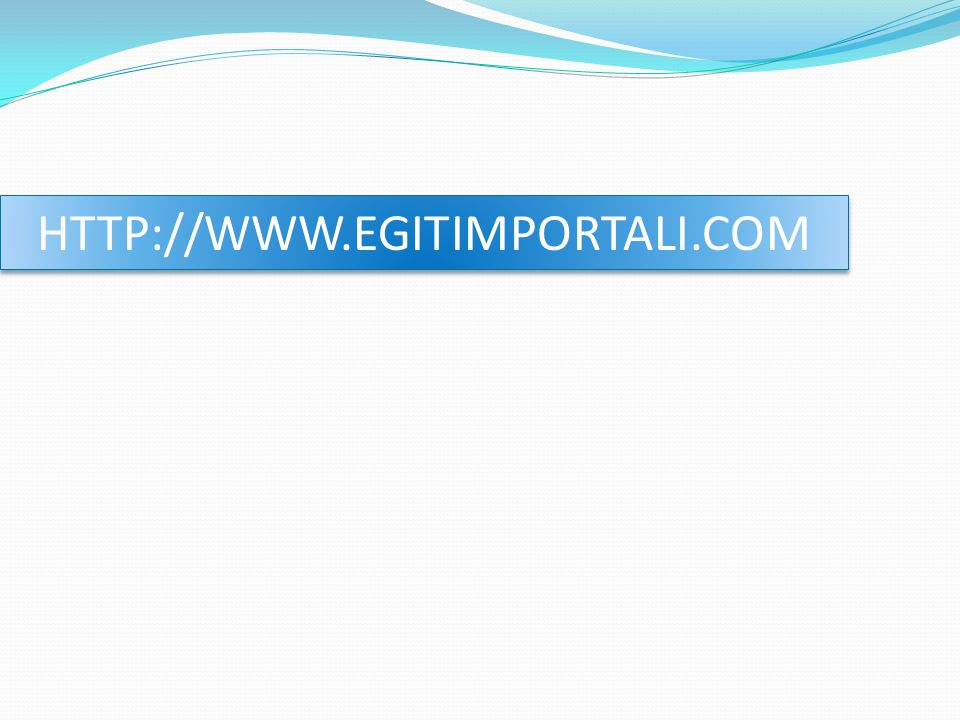 HTTP://WWW.EGITIMPORTALI.COM