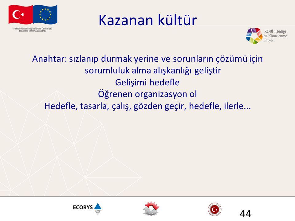 Kazanan kültür
