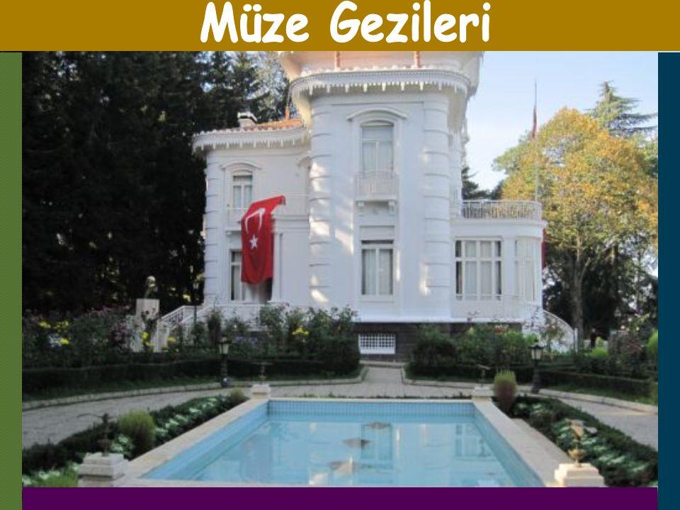 Müze Gezileri