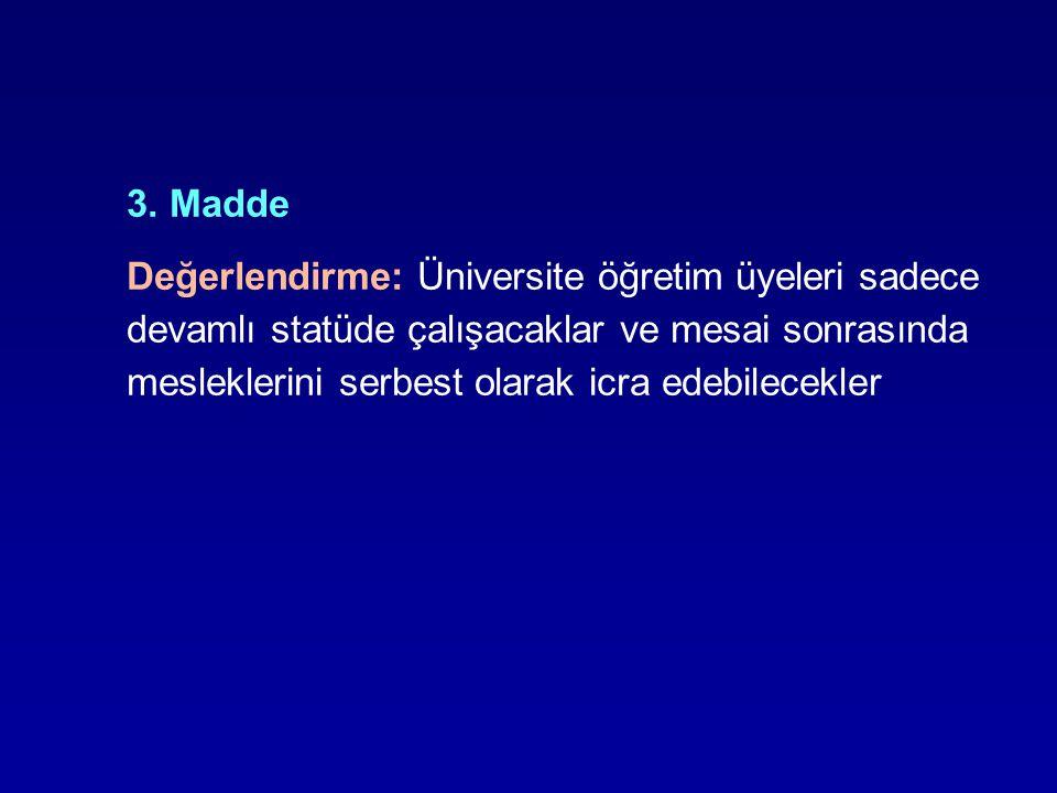 3. Madde