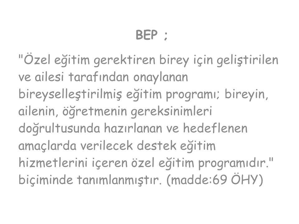 BEP ;