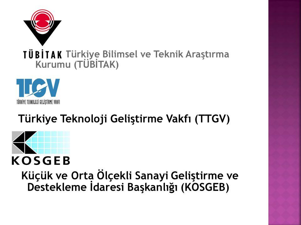 Türkiye Teknoloji Geliştirme Vakfı (TTGV)